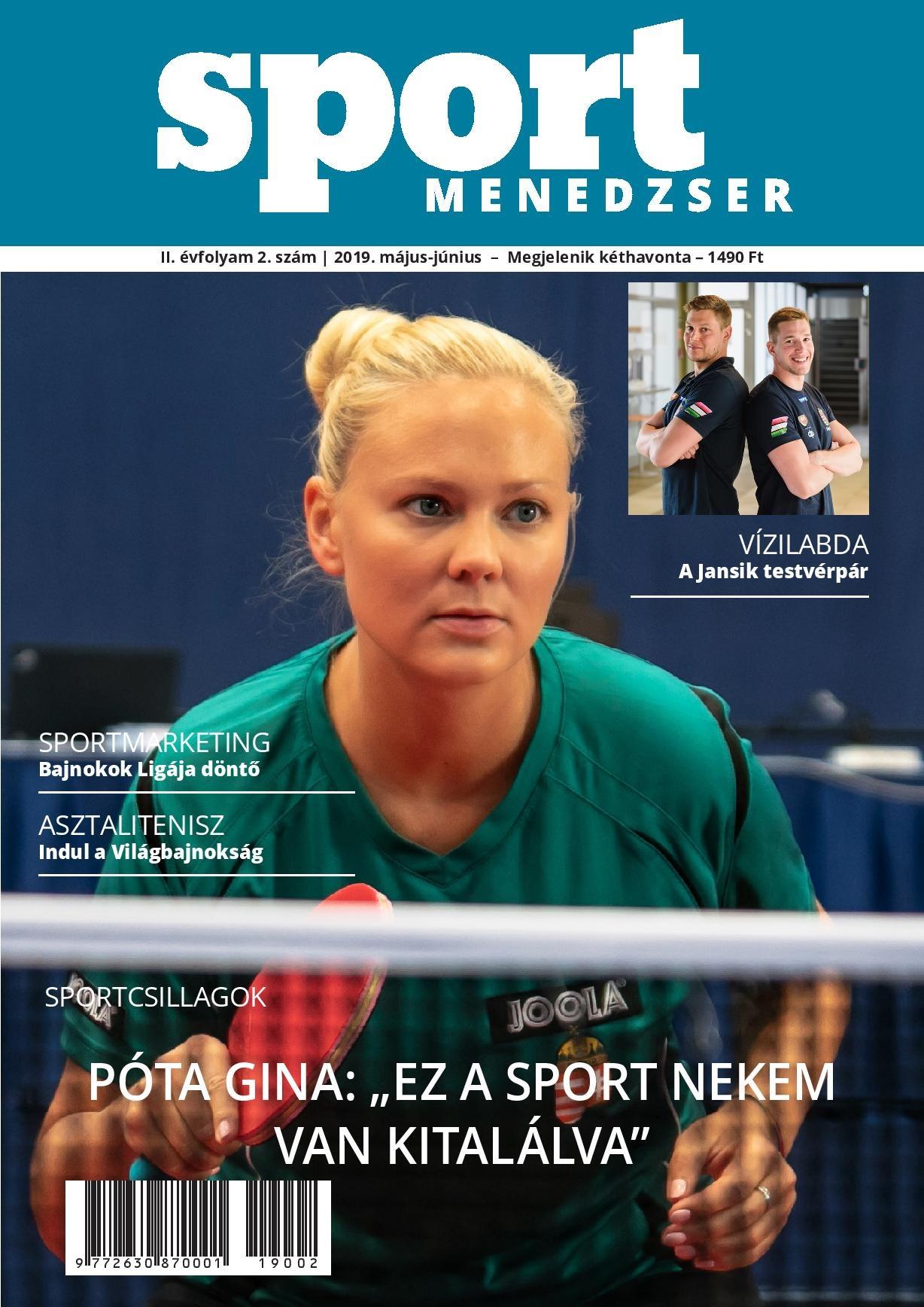 SportMenedzser Magazin - II. évf -2. sz