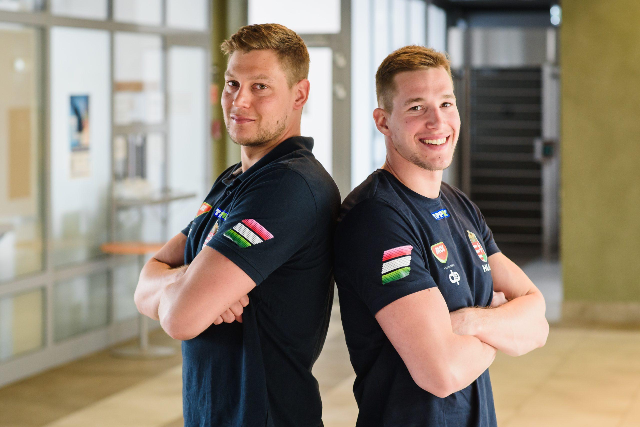 Jansik Dávid és Jansik Szilárd