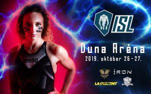 International Swimming League @ Duna Aréna