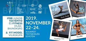 IFBB Junior Testépítő és Fitness Világbajnokság @ Testnevelési Egyetem