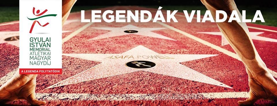 10. Gyulai István Memorial – Atlétikai Magyar Nagydíj @ Székesfehérvár Bregyó-közi Atlétikai Központ